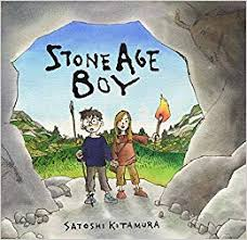 Our new story - Stone Age Boy