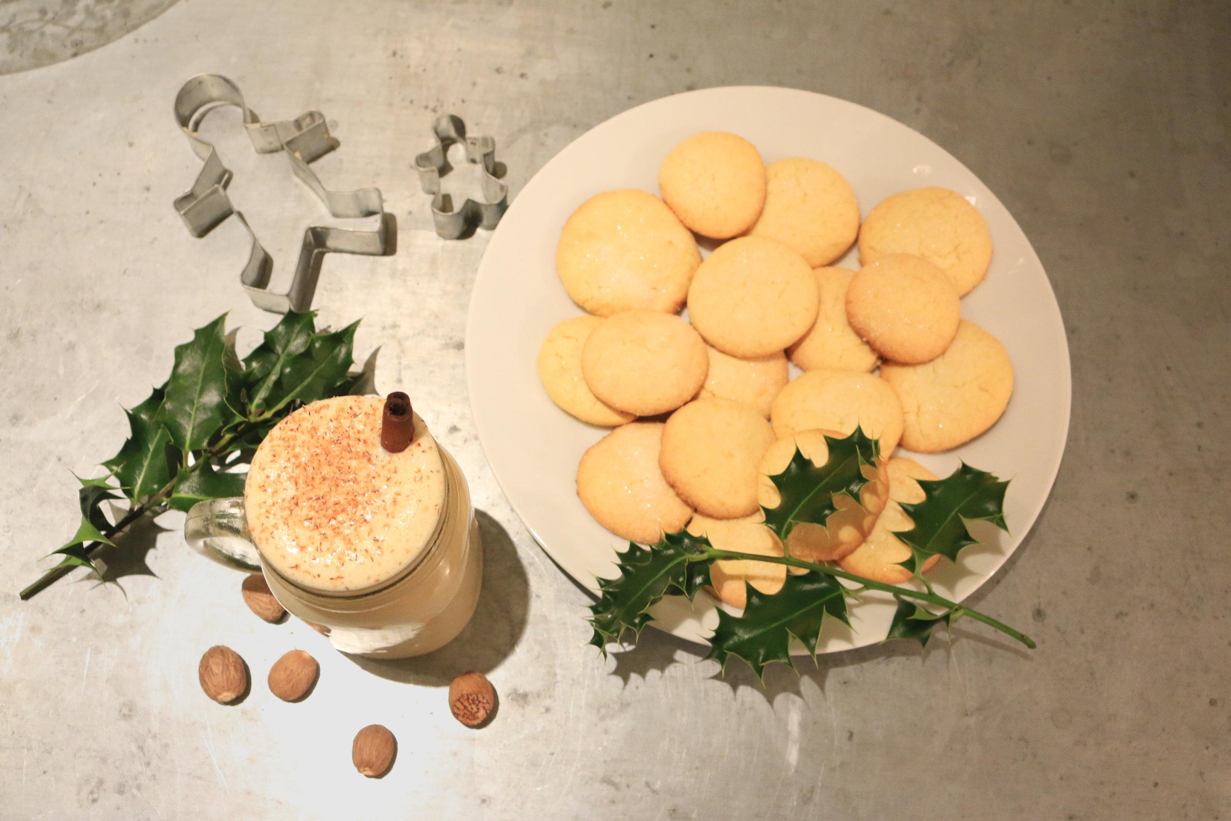 GourmandeSante-VeganEggnog-health-foodblog