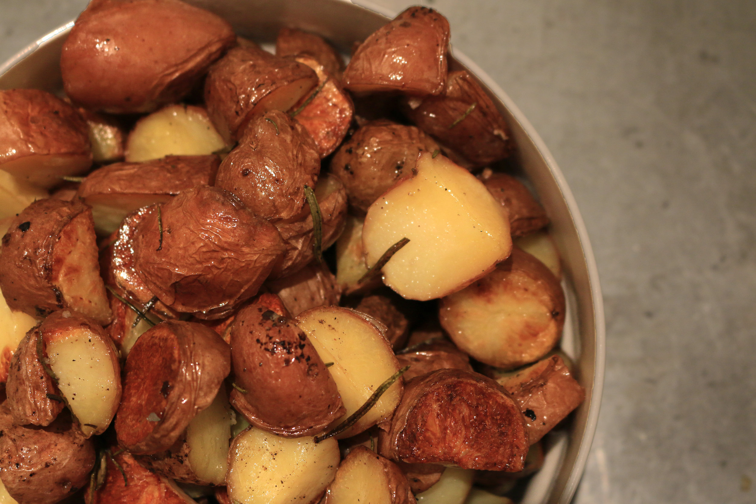Oven-baked-potatoes-recipe-gourmandesante