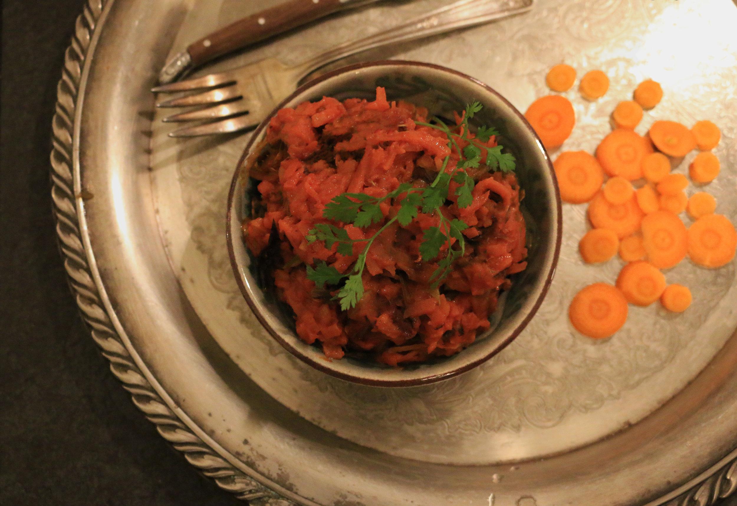 Cumin Carrot Noodles-GourmandeSante.jpg