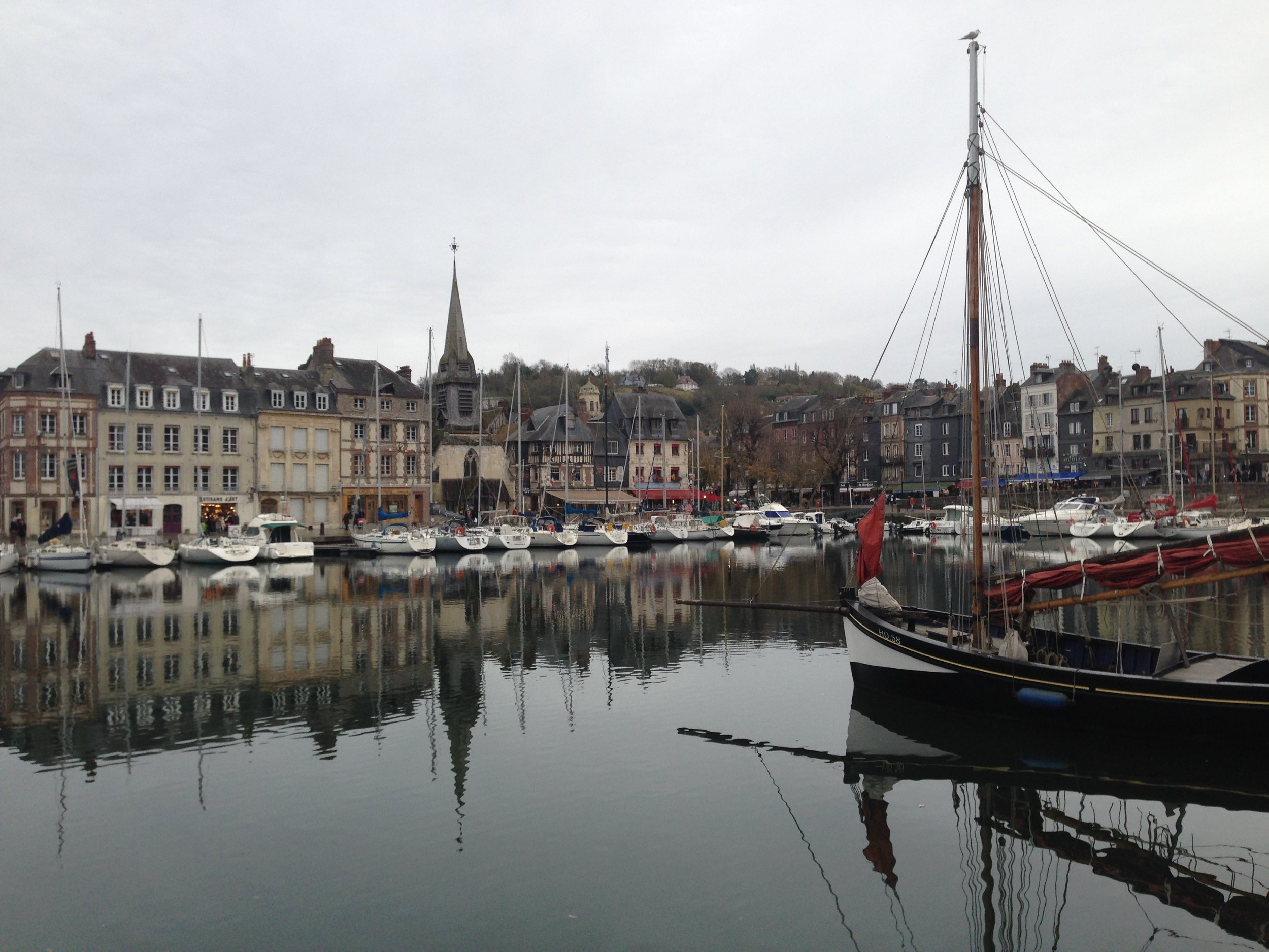 Normandy-honfleur-Gourmandesante