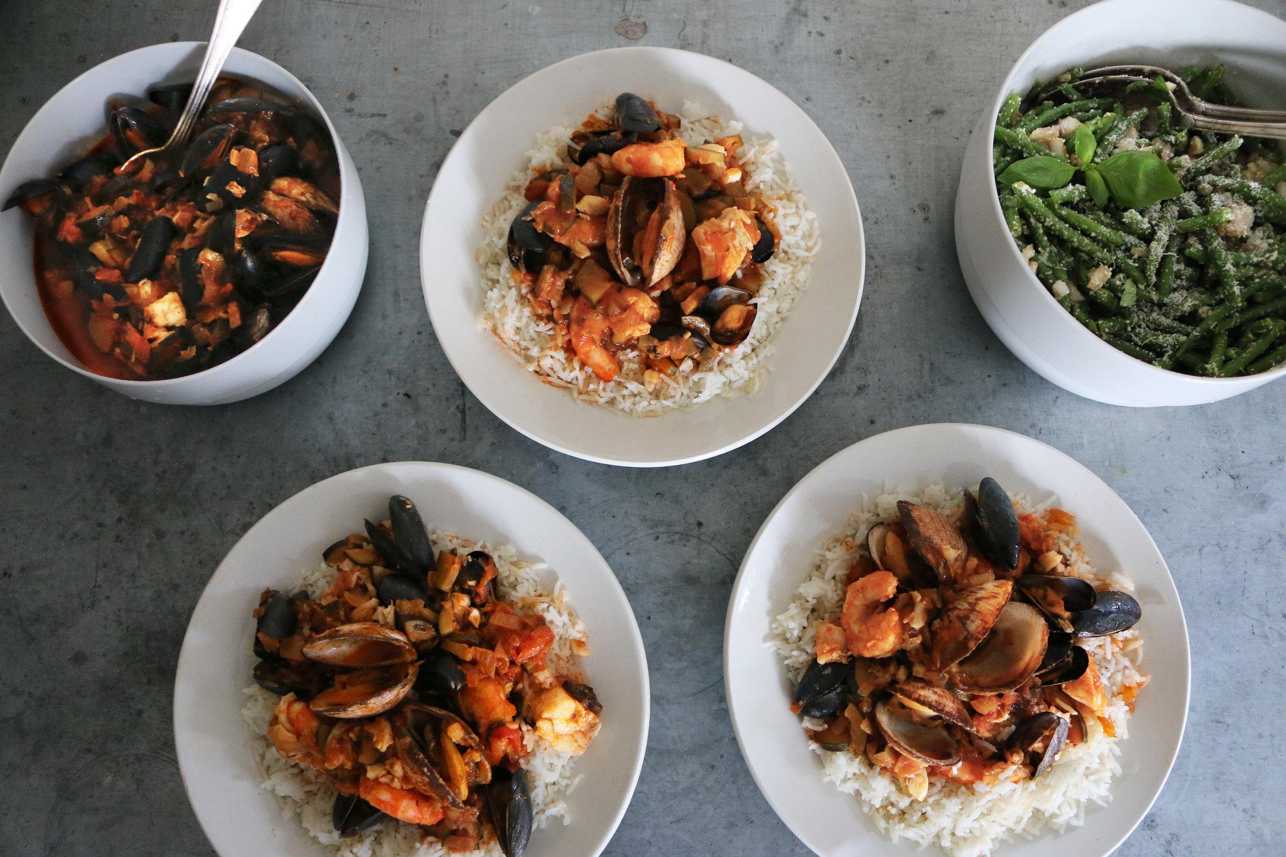 ratatouille-paella-gourmandesante-recette