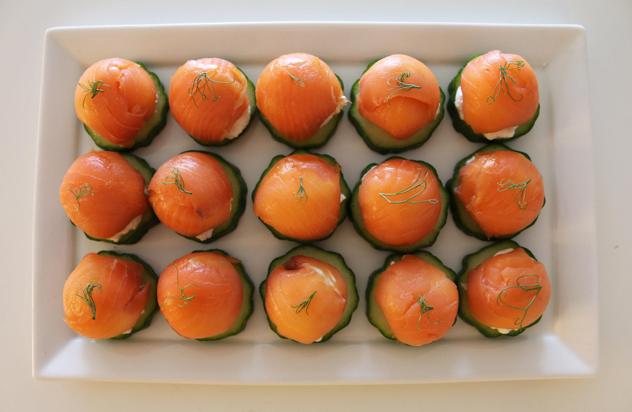 Salmon Ricotta Half Moons-CulinaryWitch