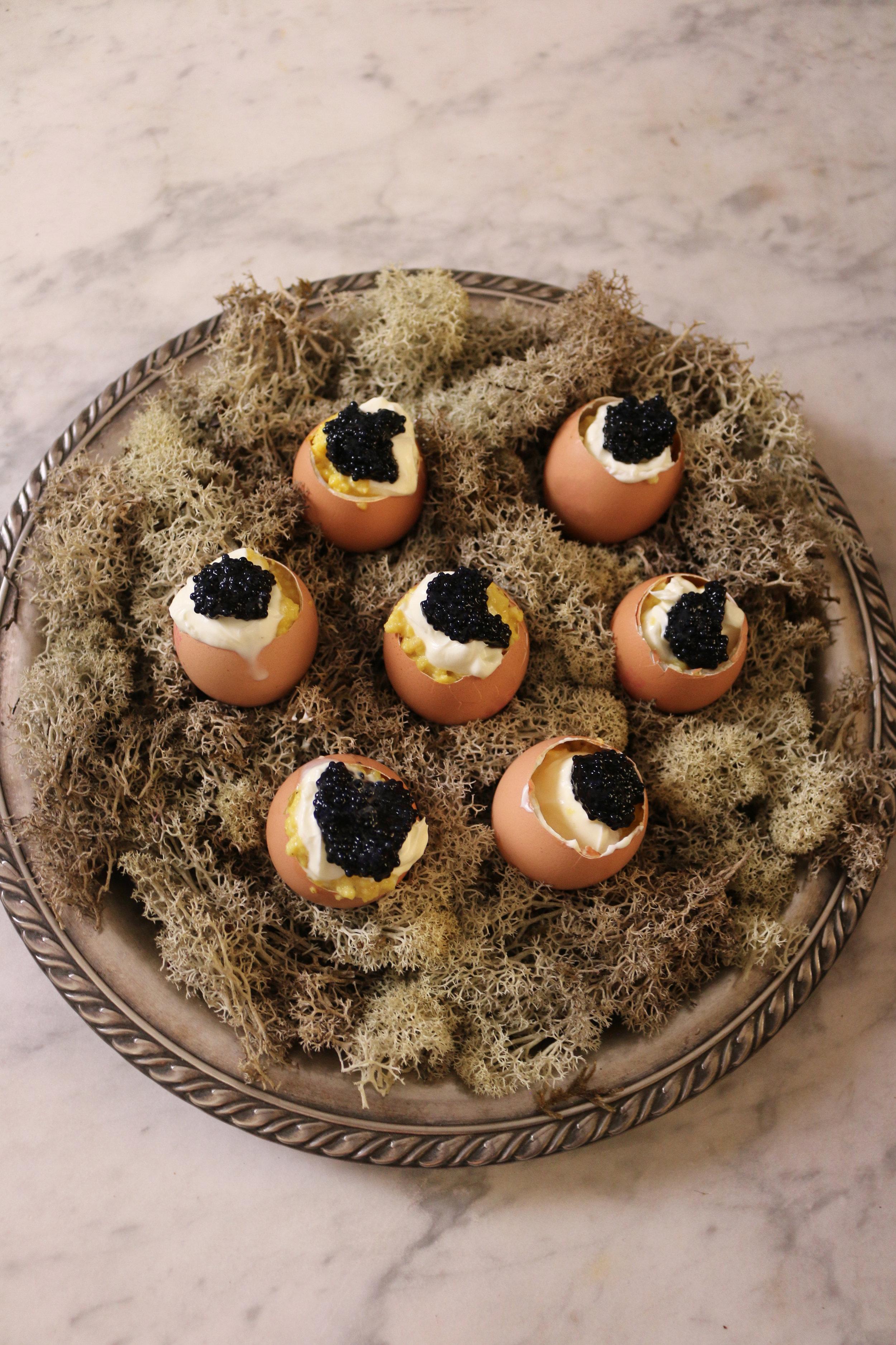 Fluffy and creamy scrambled eggs-culinarywitch