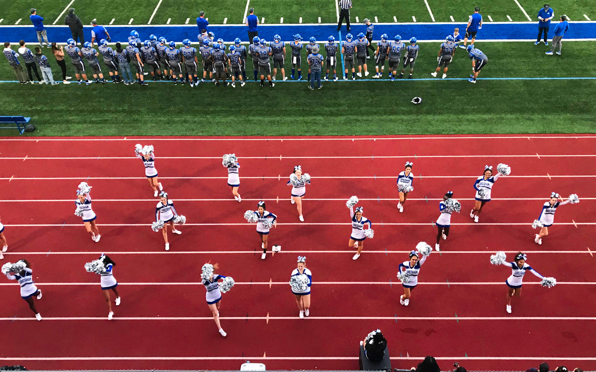 Former Clovis cheerleaders say coach bullied them. So they filed $1.3 million lawsuit - The plaintiffs claim to have suffered anxiety attacks, migraines and flare-ups of medical conditions as a result of the coach's actions, to the point that one of them had to delay her collegiate career for a year, the lawsuit says. Read at the Fresno Bee.