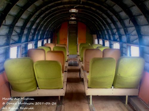 Inside the DC-3/C-47