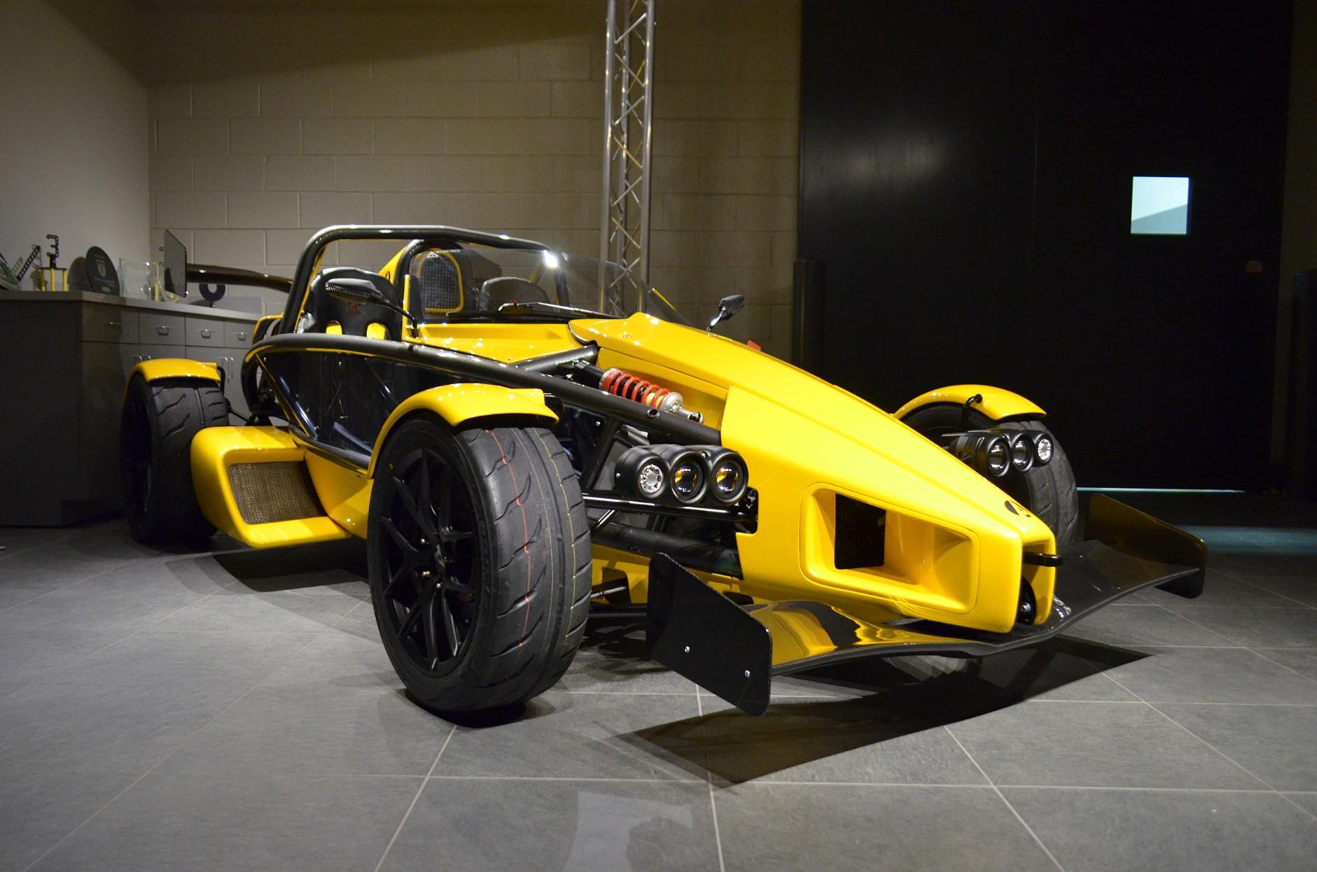 2019 Ariel Atom 3RS Turbo