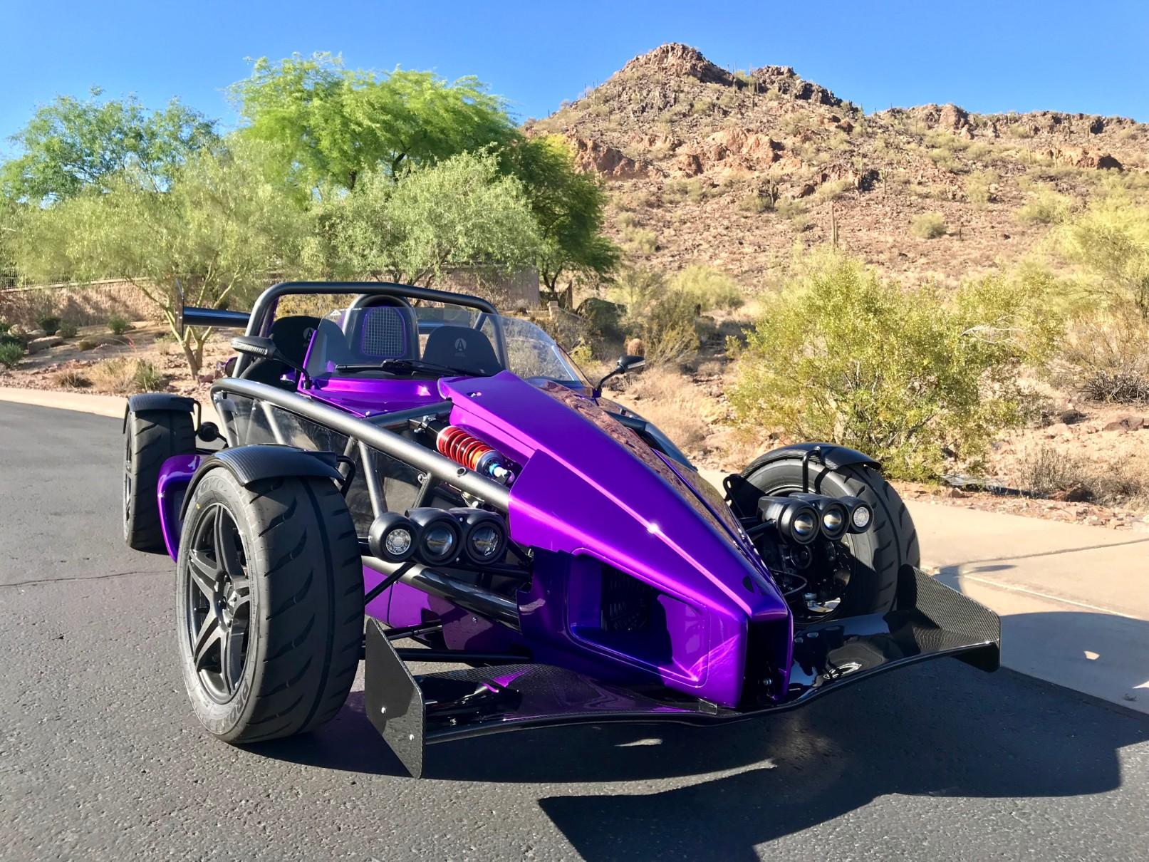2019 Ariel Atom 3S Turbo