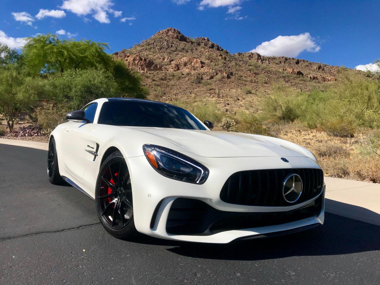 2018 Mercedes AMG GTR