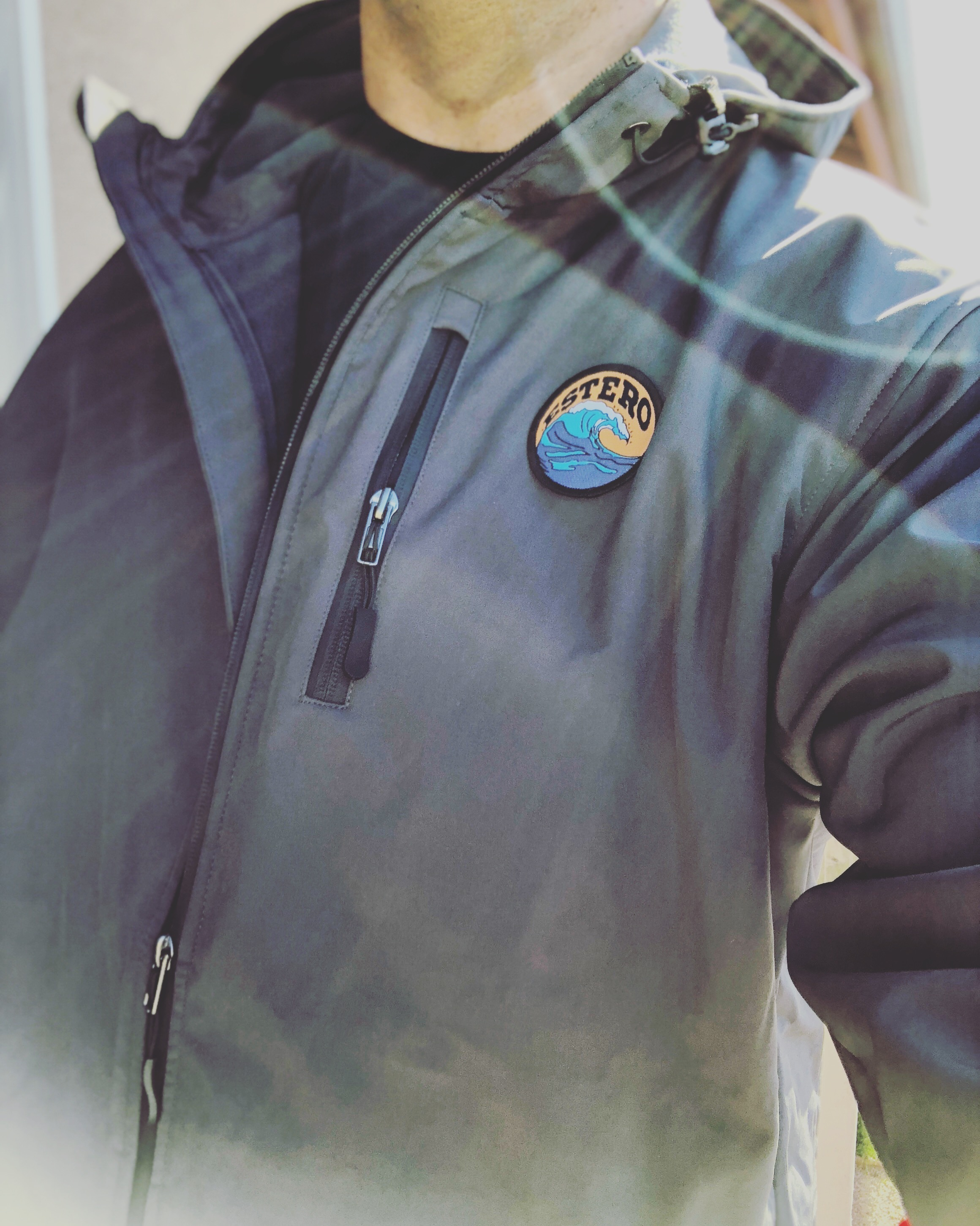 New jackets... - wind resistant/water resistant/weather resistant