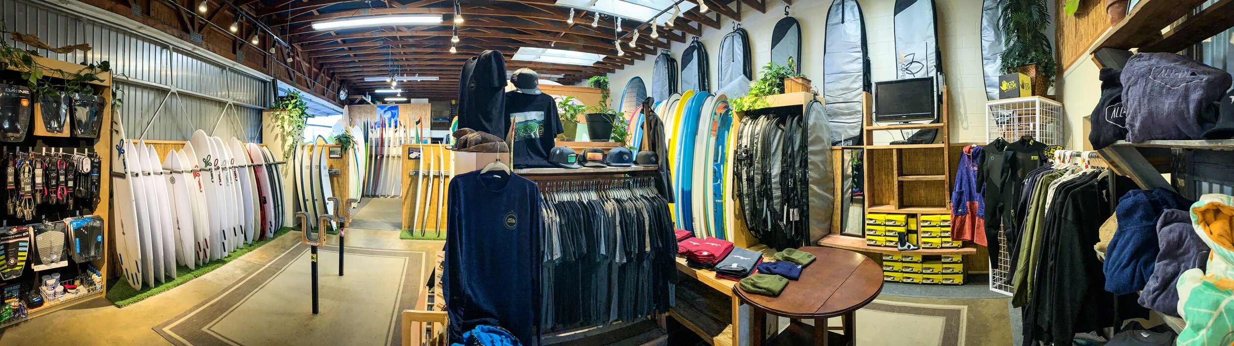 ESTERO can be found at    Joe's Surfboard Shop     362 Quintana Road in Morro Bay, Ca
