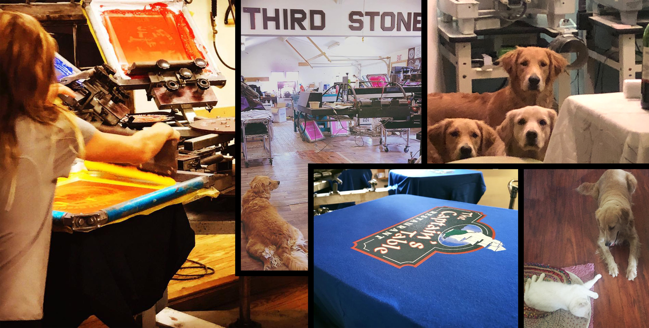 Third Stone Graphics - Our kind shop hosts since August 2018