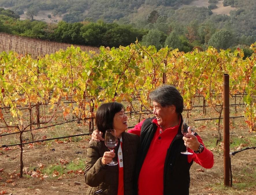 Verve Fall Wine Tasting