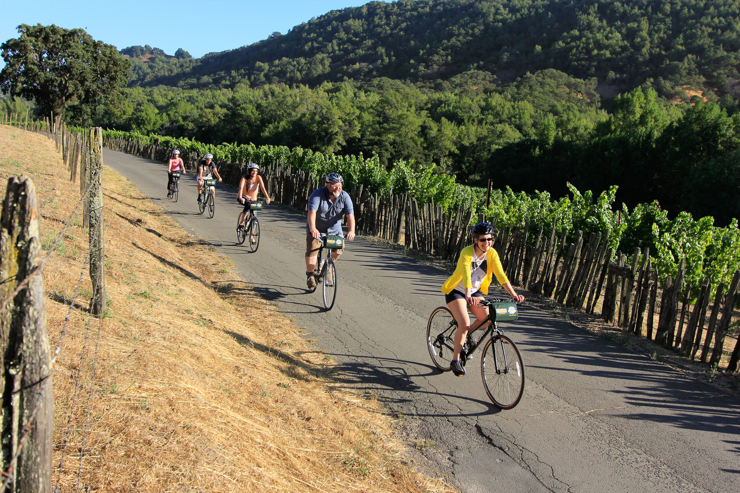 bike-riding-through-vineyards