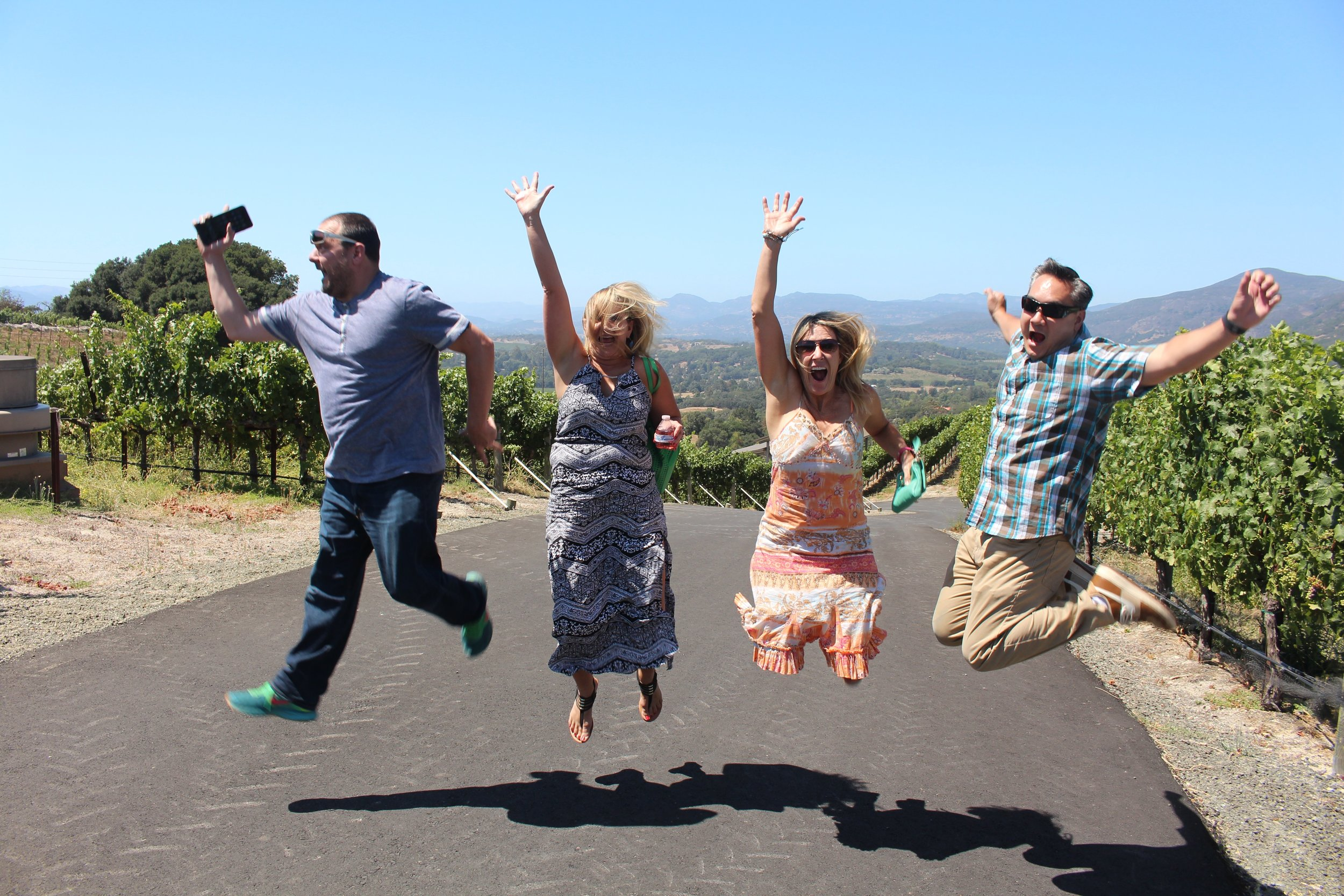 verve-wine-tour-guests-jumping-for-joy
