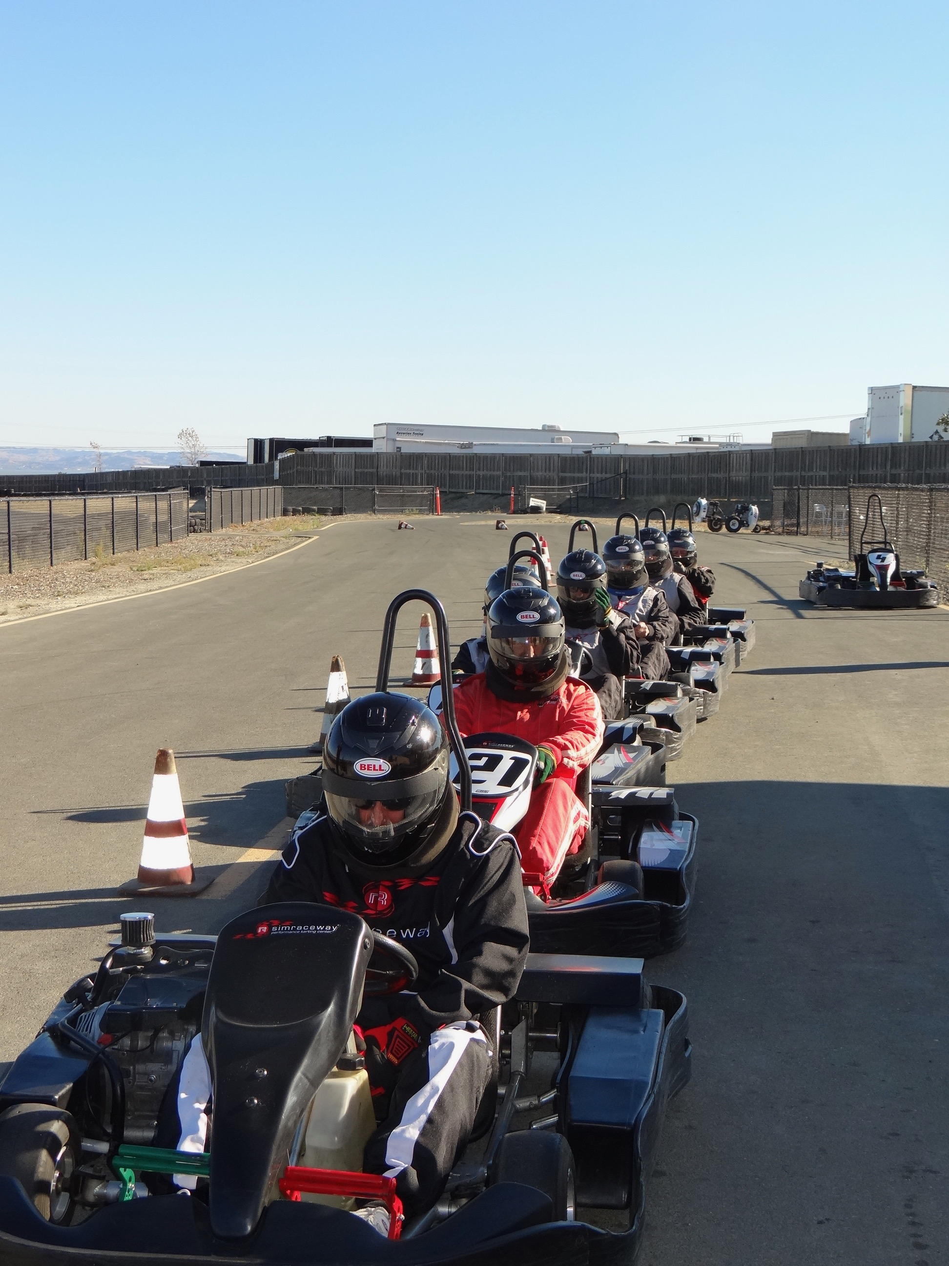 starting-half-day-go-karting-course