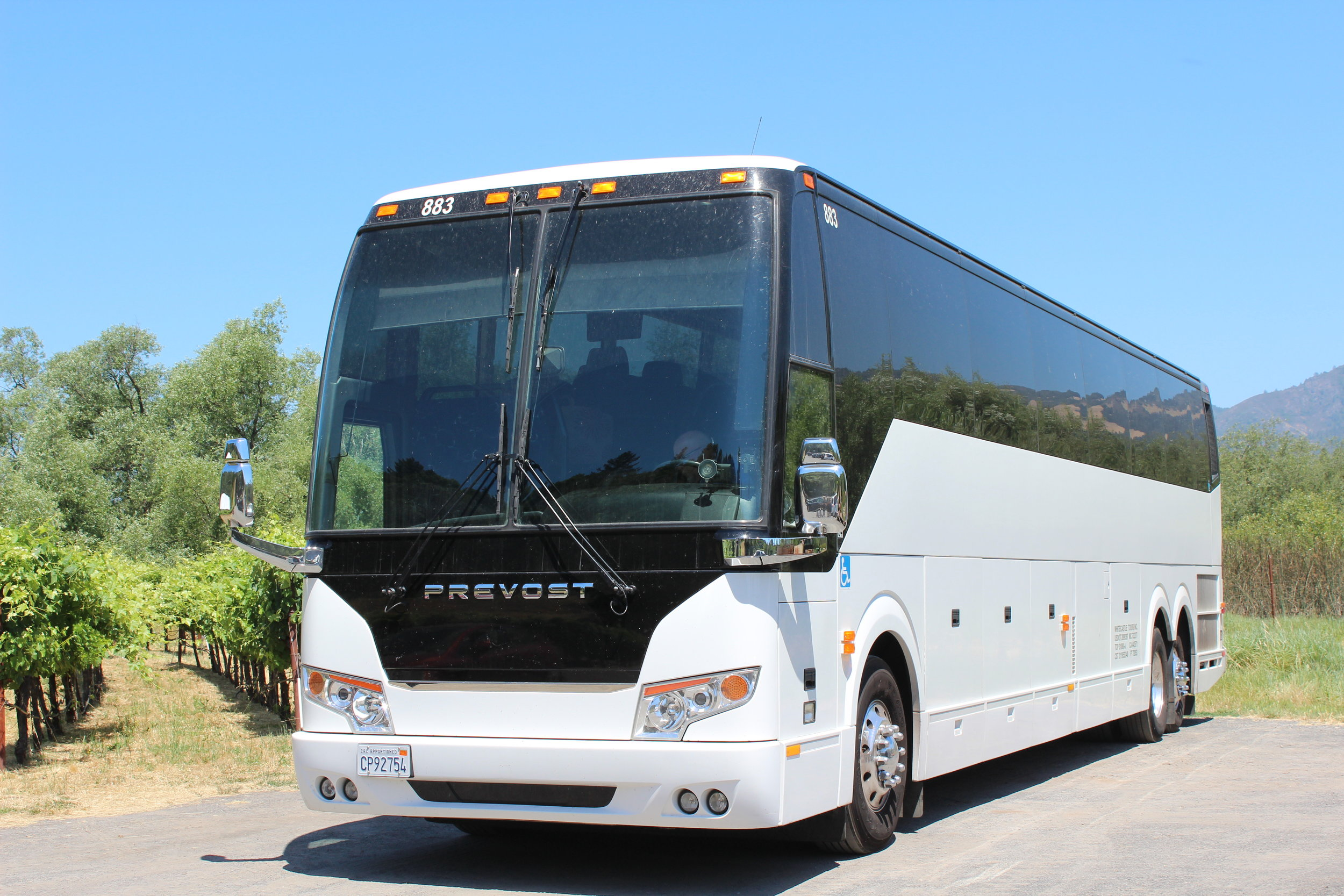 napa-valley-limo-service-full-size-coach