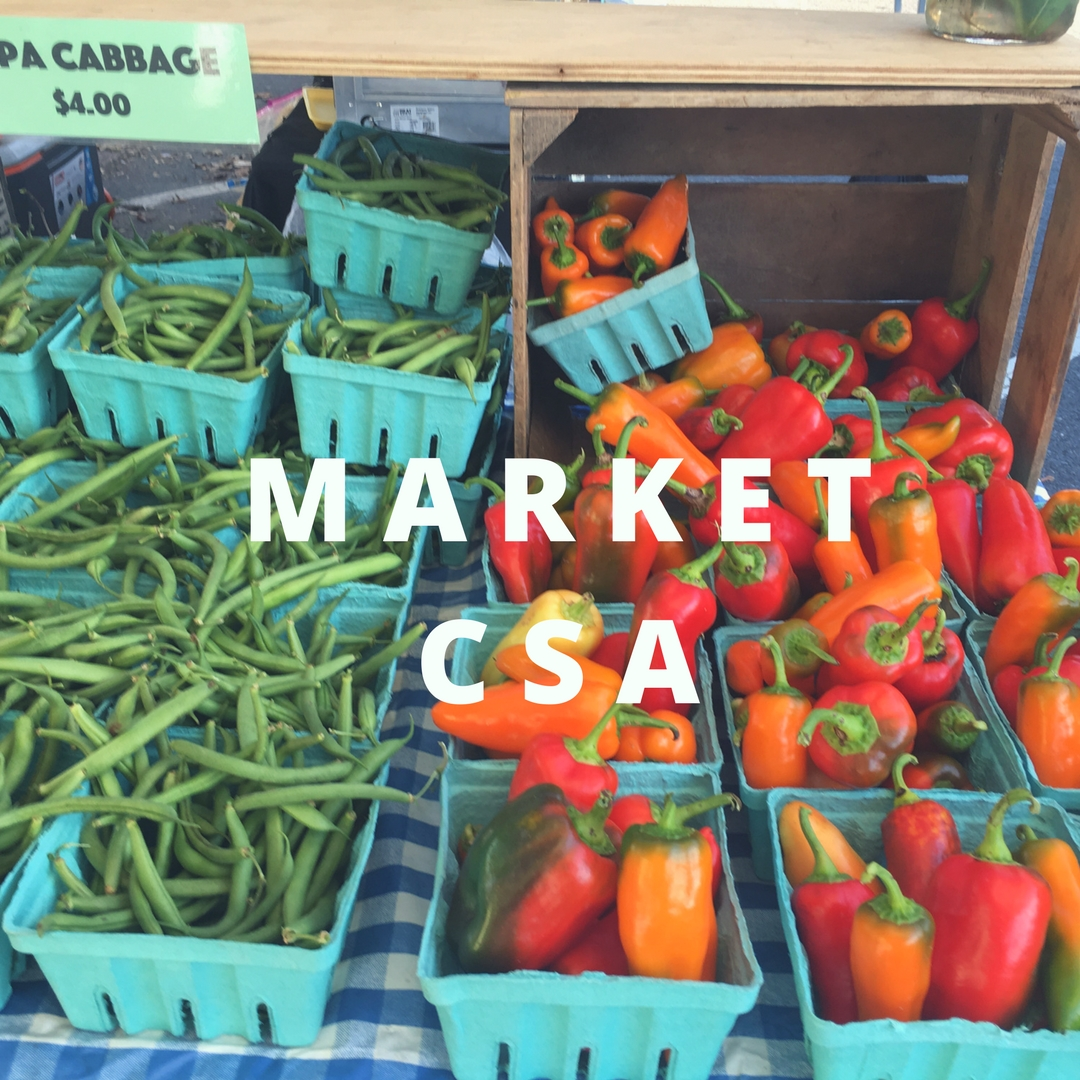 Market CSA - This super flexible option allows you to establish a debit account with Owl's Nest and to spend from it each time you visit the market.Pick up Saturday mornings at Petworth Market only.