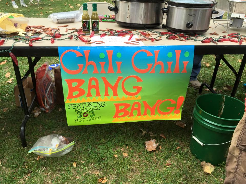 Also in September 2015, WSCA sponsored  The First Annual Chili Cook  off  which drew over 250 people in just two hours to sample homemade chili from our area's aspiring chefs and home cooks. Prizes were given for the People's Choice (popular vote) and the Critic's Choice (chosen by judges) as to which contestants had the tastiest chili.