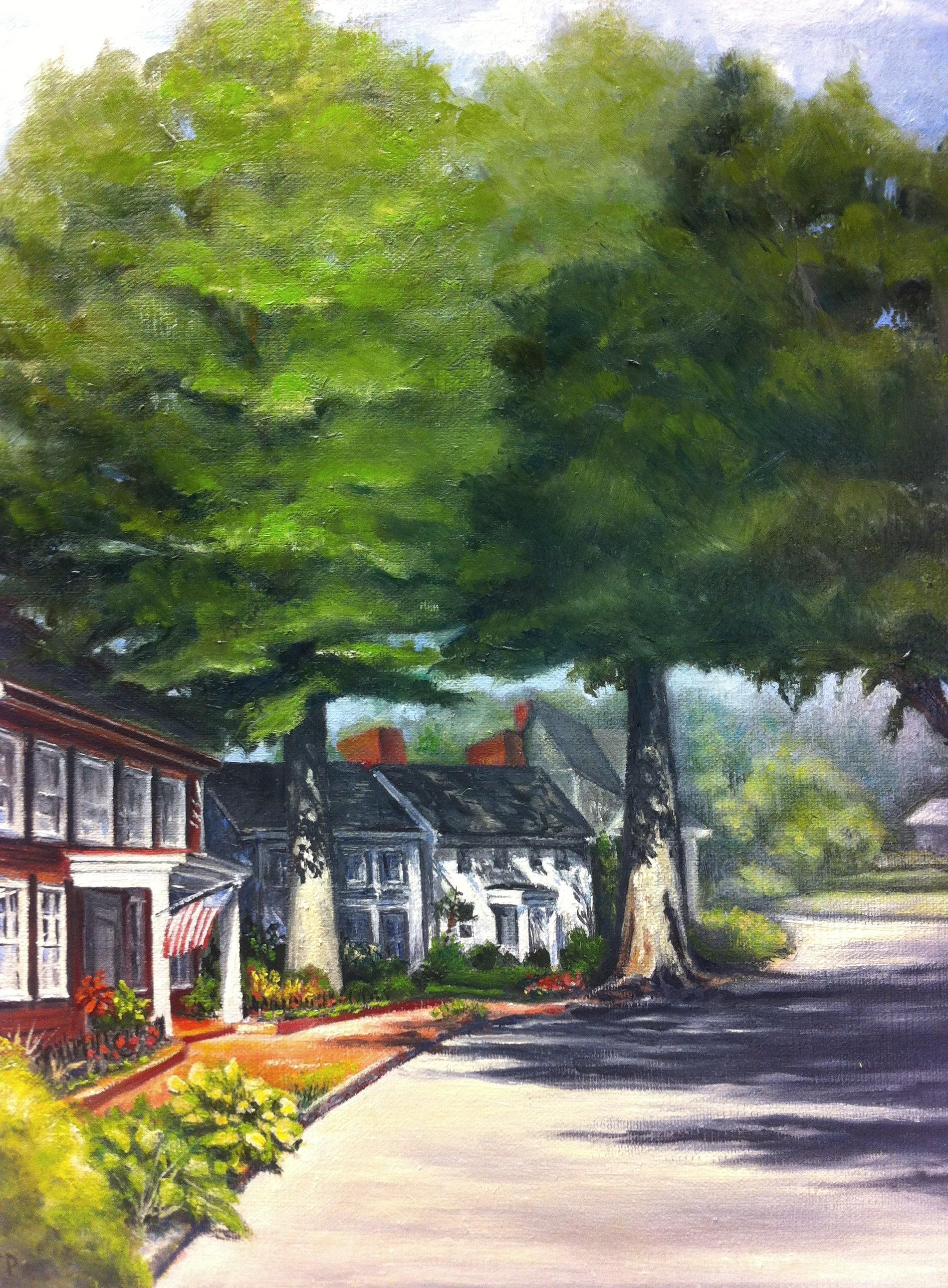"""Main Street, Crosswicks"""