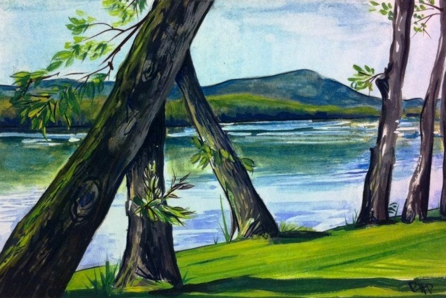 """The Bank of the Susquehanna River"""