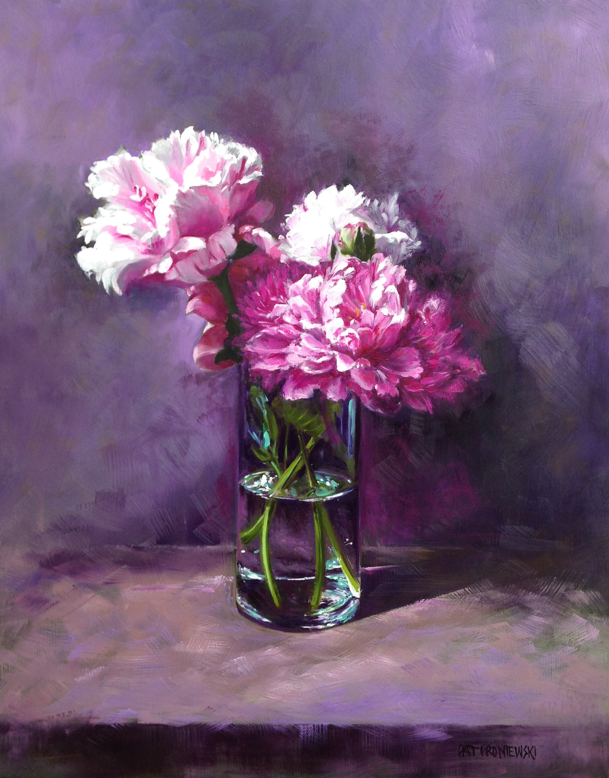 """Passion for Peonies"""