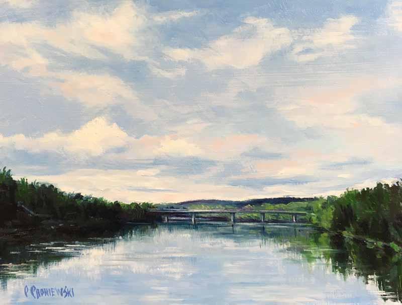 """From Bridge to Bridge: Lambertville-New Hope"""