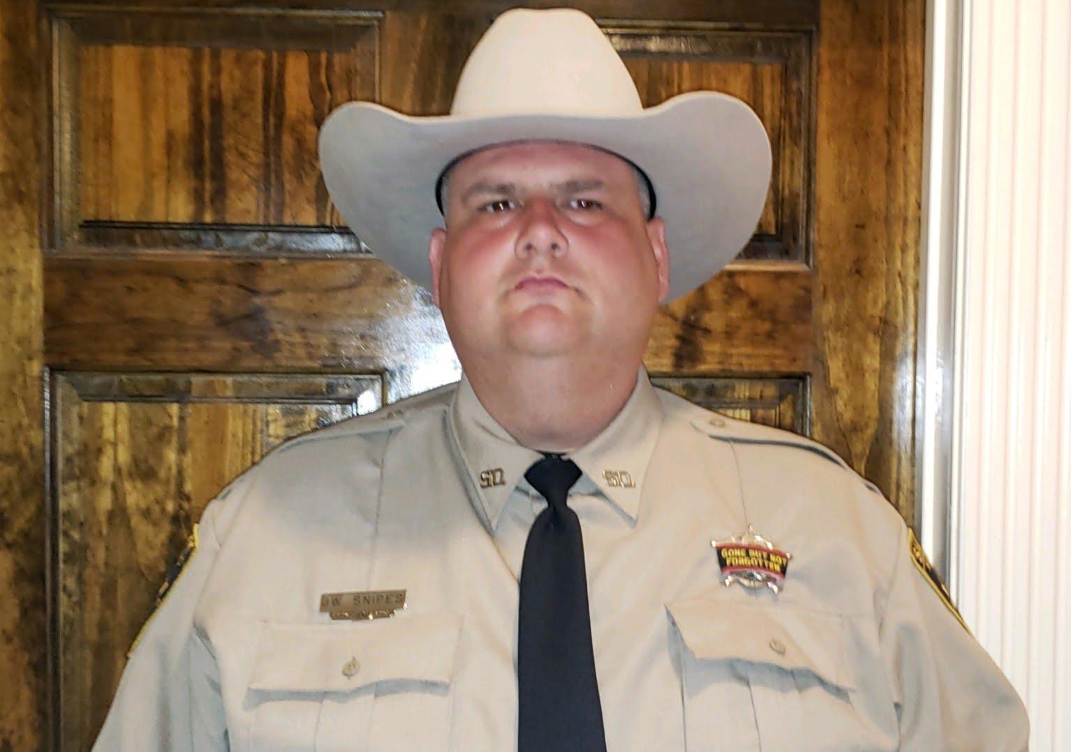 Deputy Jason Snipes, San Jacinto County Texas Animal Control Officer