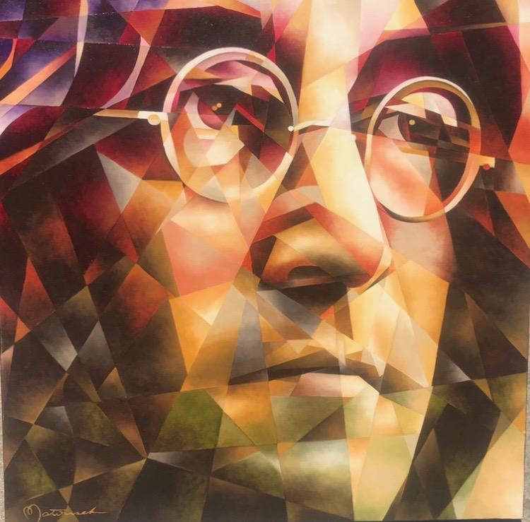 Painting by Tom Matousek (TomMatousek.com)