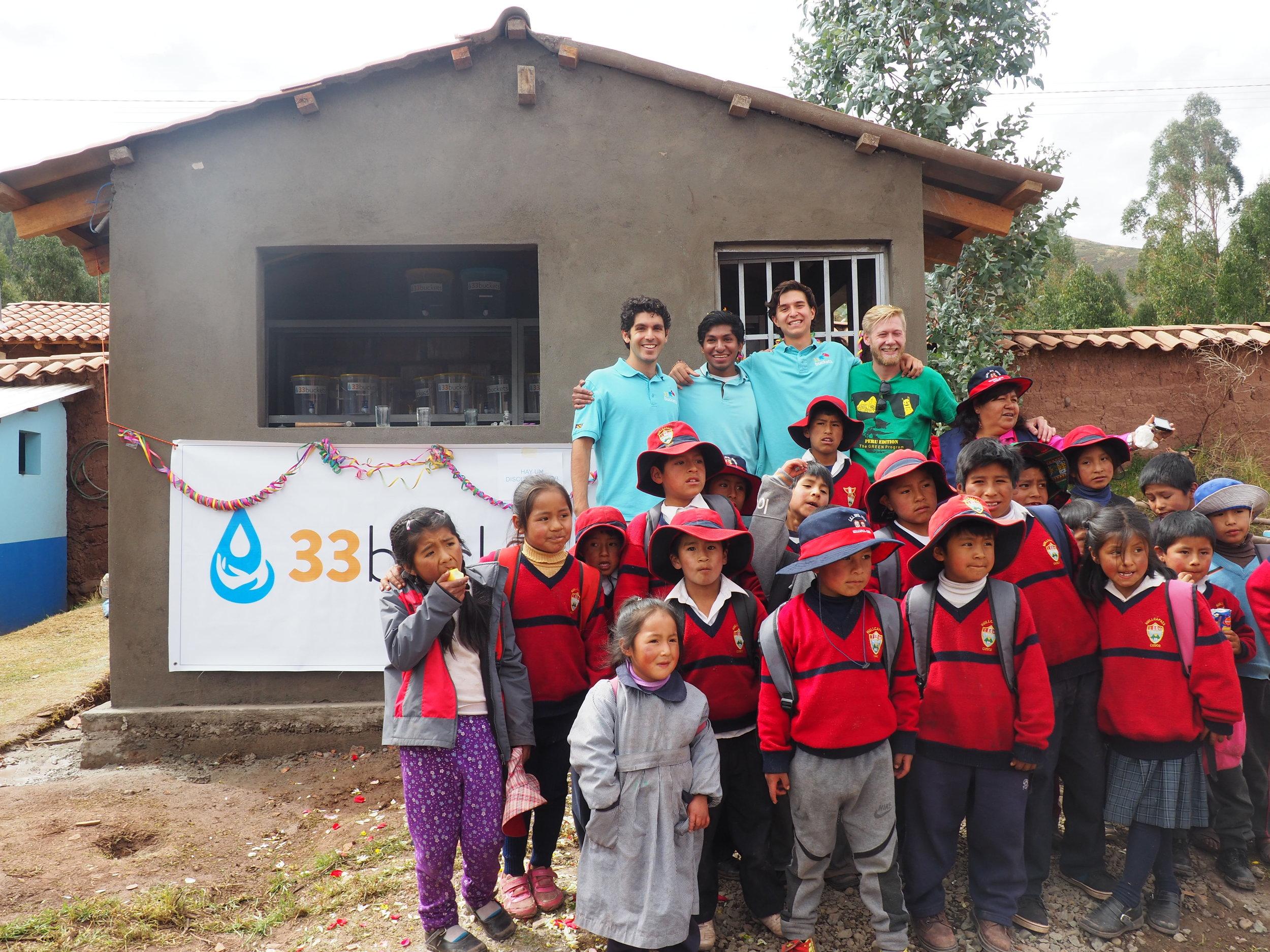 Huillcapata - Cusco, PeruJune 2016