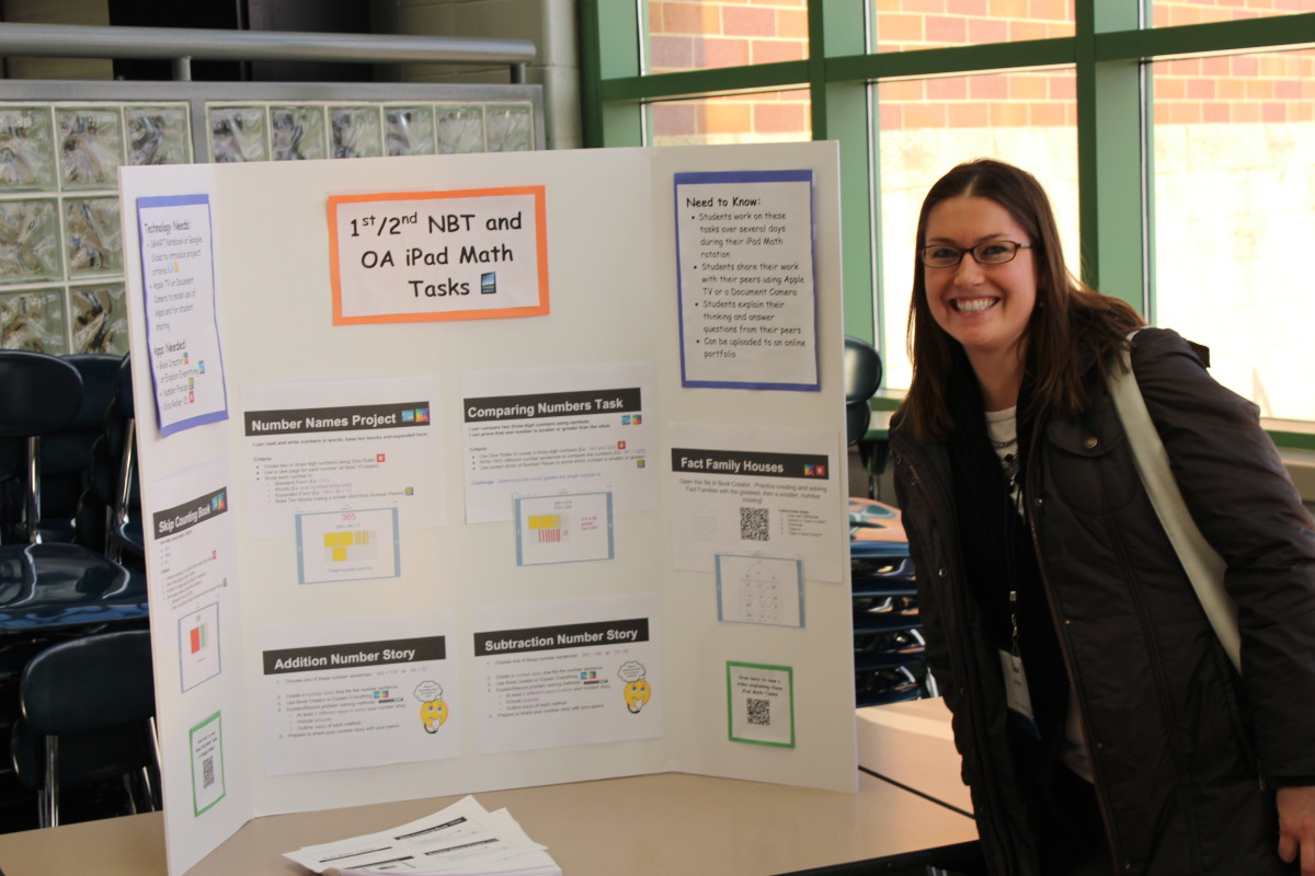 iPads in Math - Poster Session