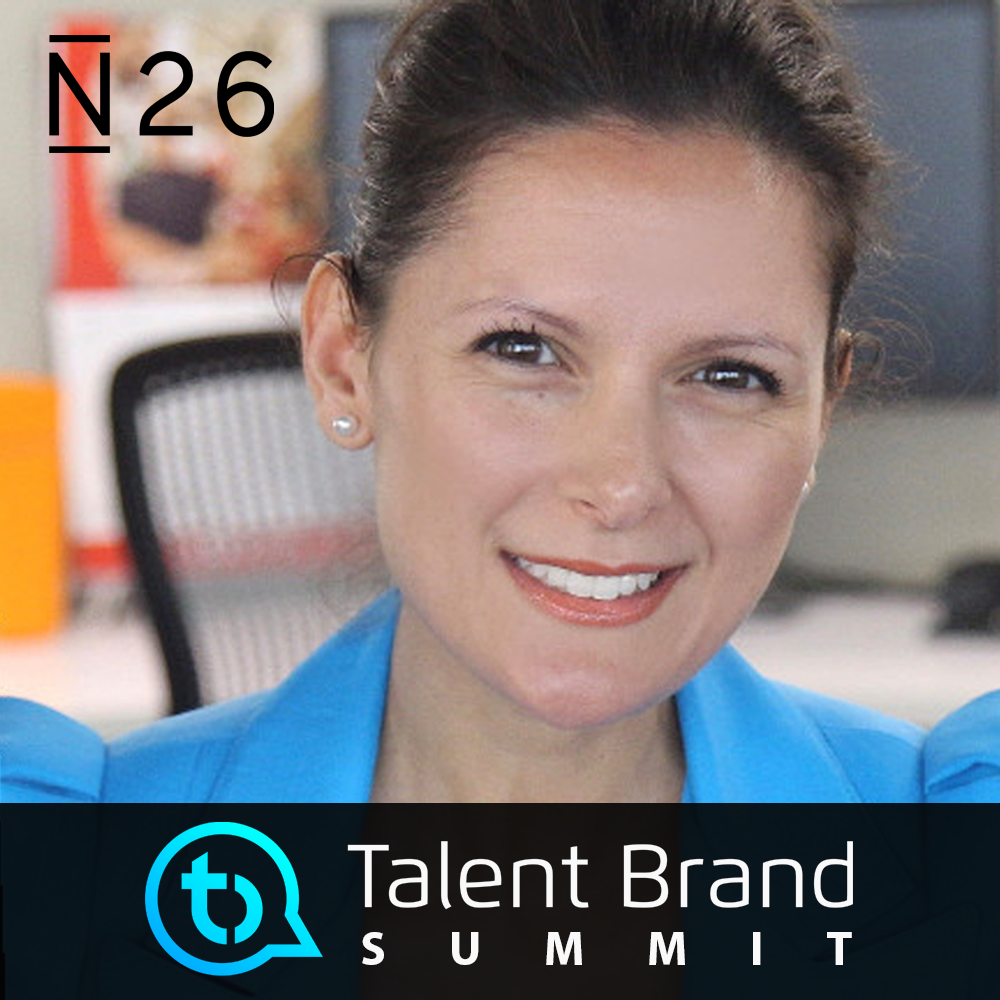 Ellie Terry - Director of Employee Experience and Global Communications at N26