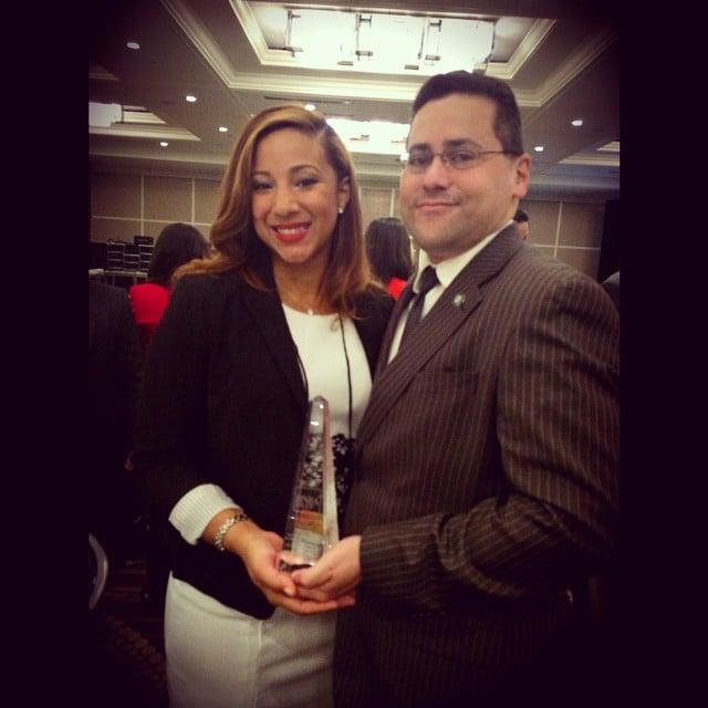 liz with award.jpg