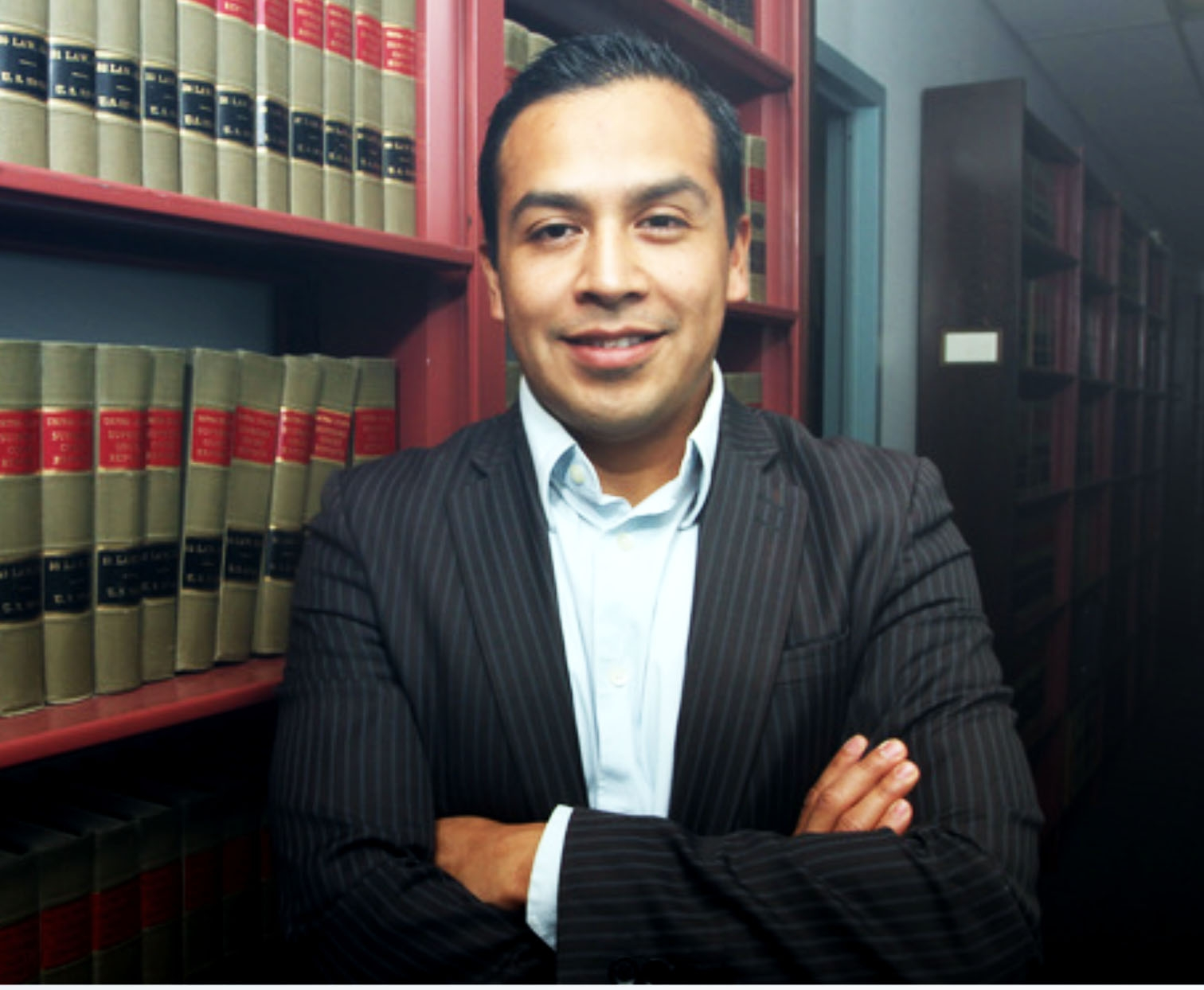 This year's keynote speaker and honoree is: Cesar Vargas, Esq.