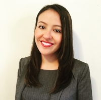 Andrea Rodriguez  (Fordham School of Law),  Public Relations Chair