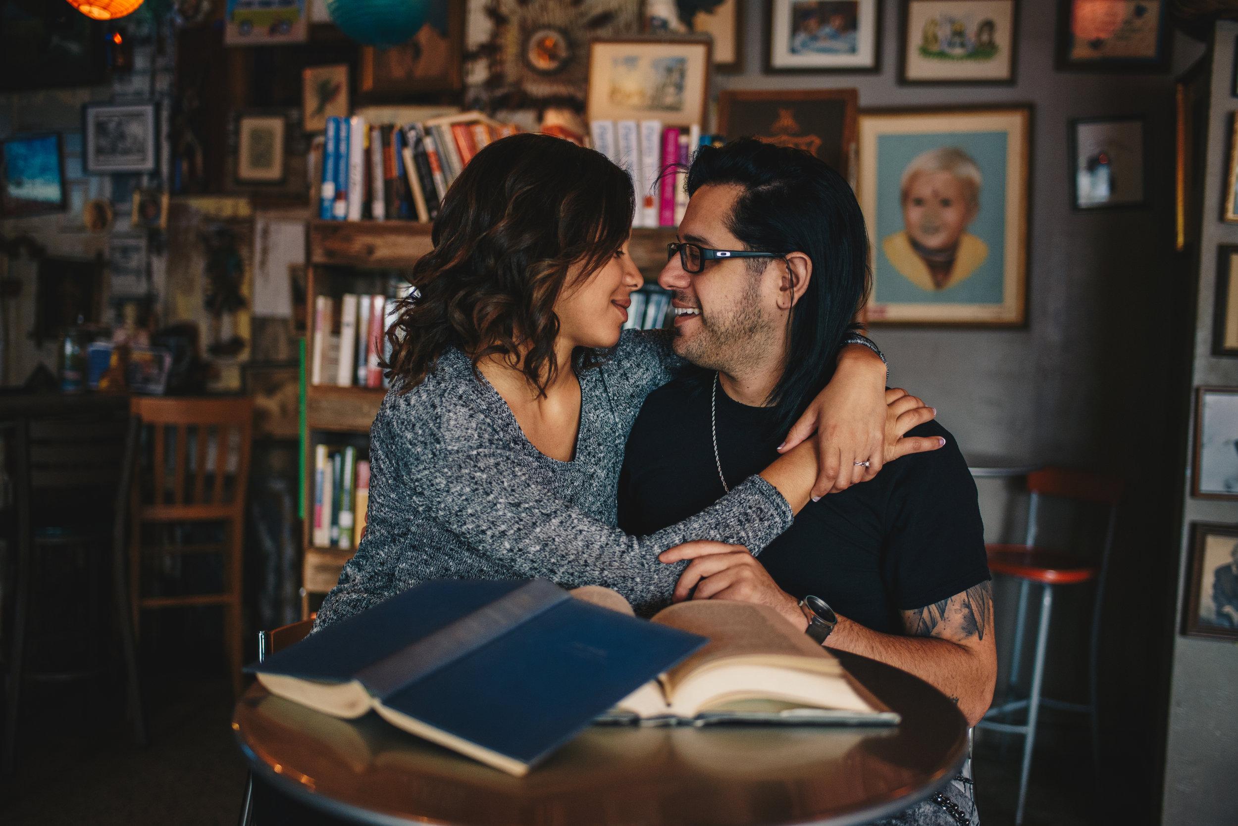 Ruben + Emily | Engagement Session
