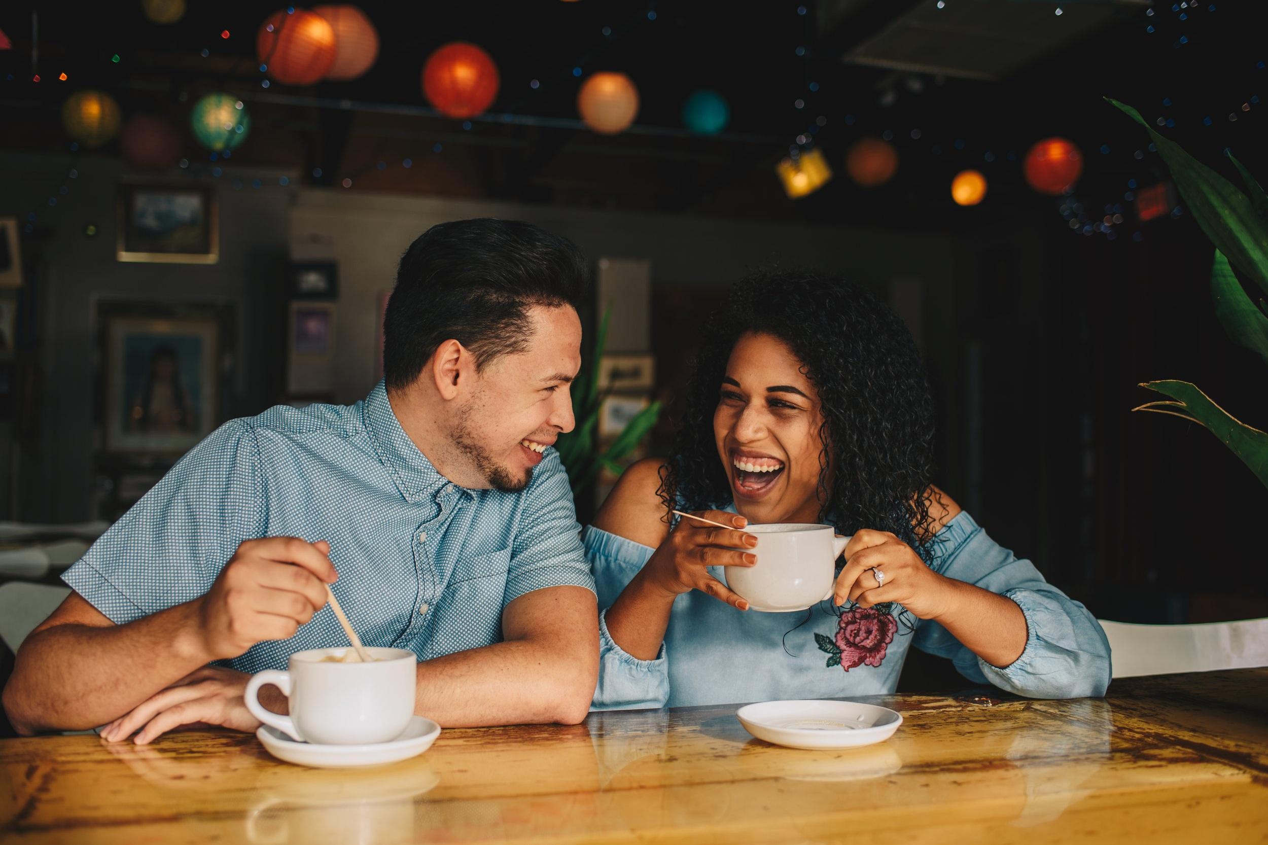 Abdy + Yvette | Coffee Shop Adventures
