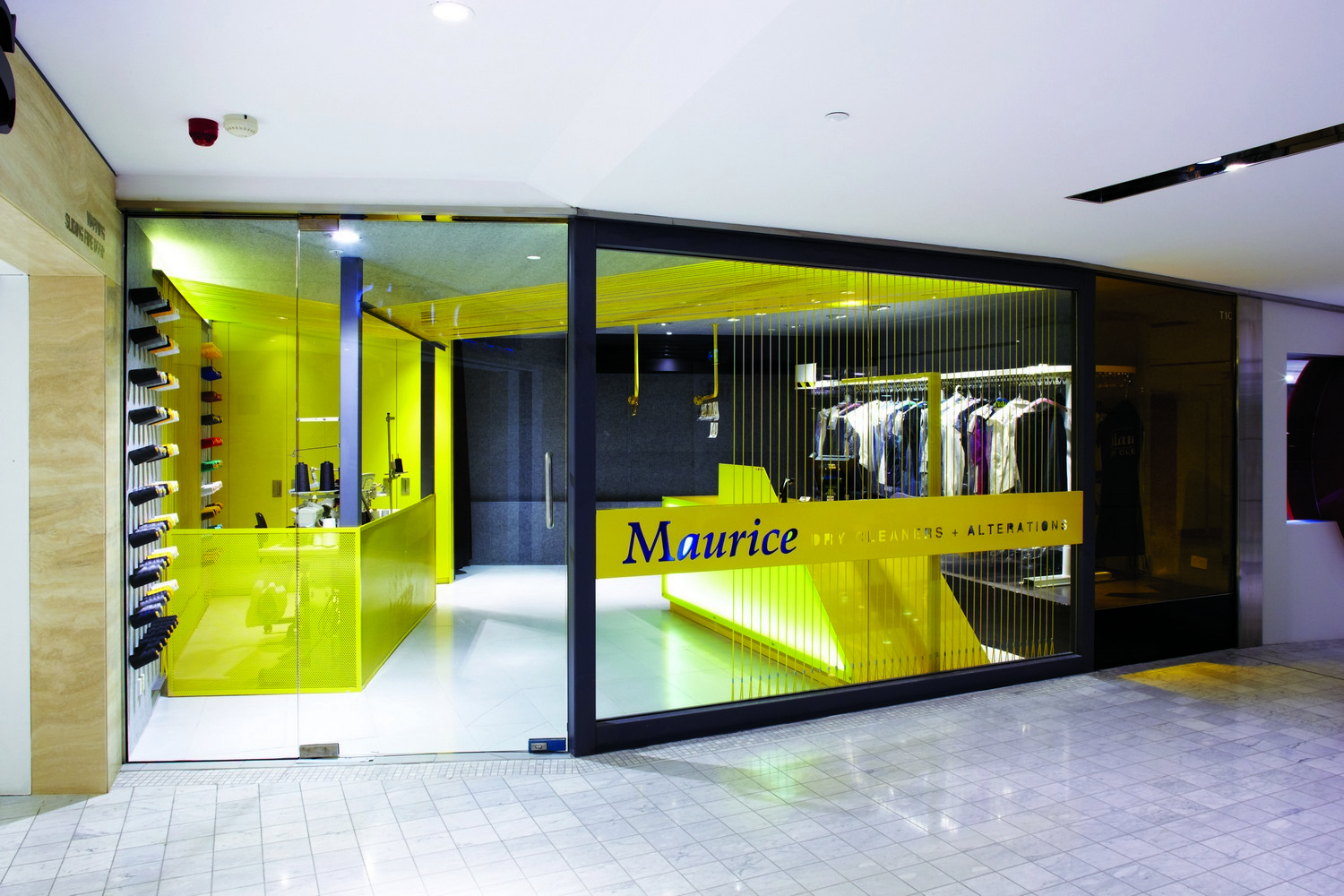Maurice Dry Cleaners Westfield Sydney