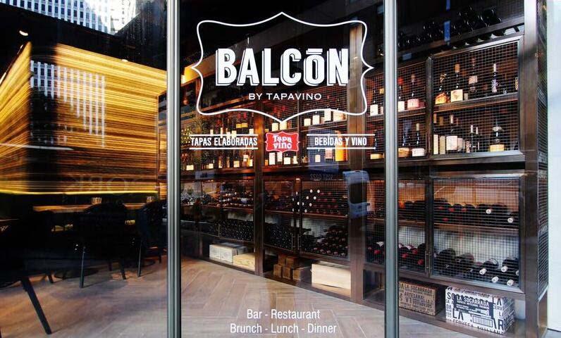 Balcon By Tapavino