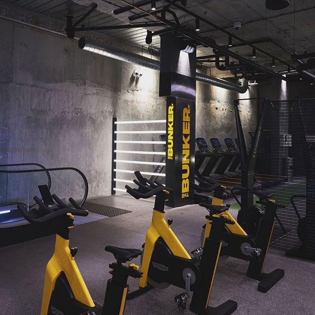 Chuffed to be shortlisted in the national Interior Design Excellence Awards for @bunkergymaus . Big thanks to @fitnessplaygroundaus - always impressed by their drive to push the boundaries of what a gym can be. Thanks also to @twentysevenhundred lighting and @barton_taylor photography. #studiosnell #ideaawards2019 #thebunkergym #thebunkergymaus #snellarchitects