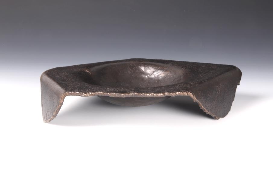 bowl, steel, 2009