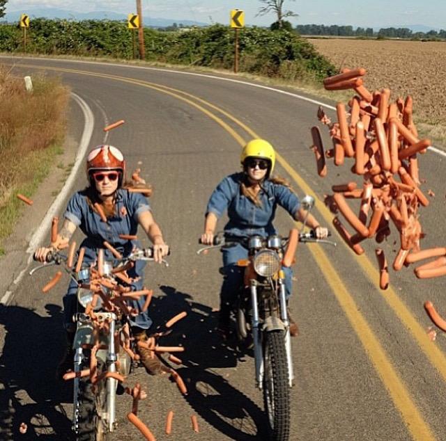 See See Motorcycles Shoot