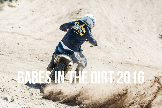 Babes in the Dirt 2016