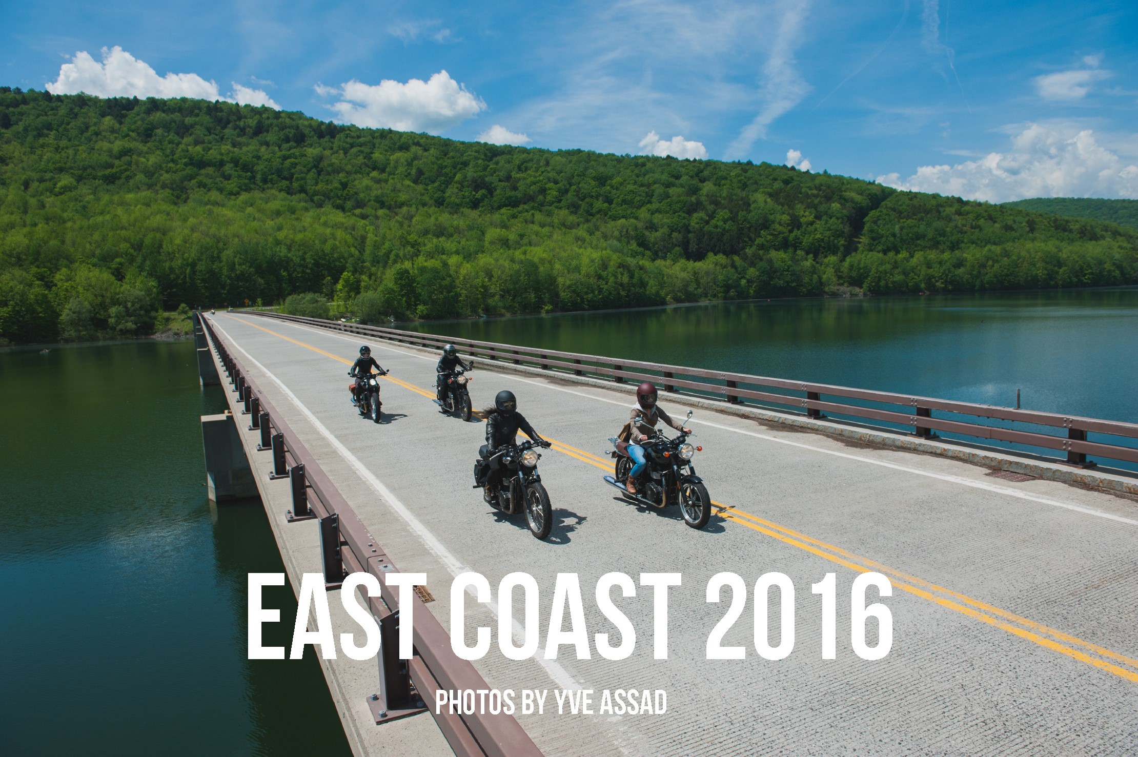 Babes Ride Out East Coast 2016