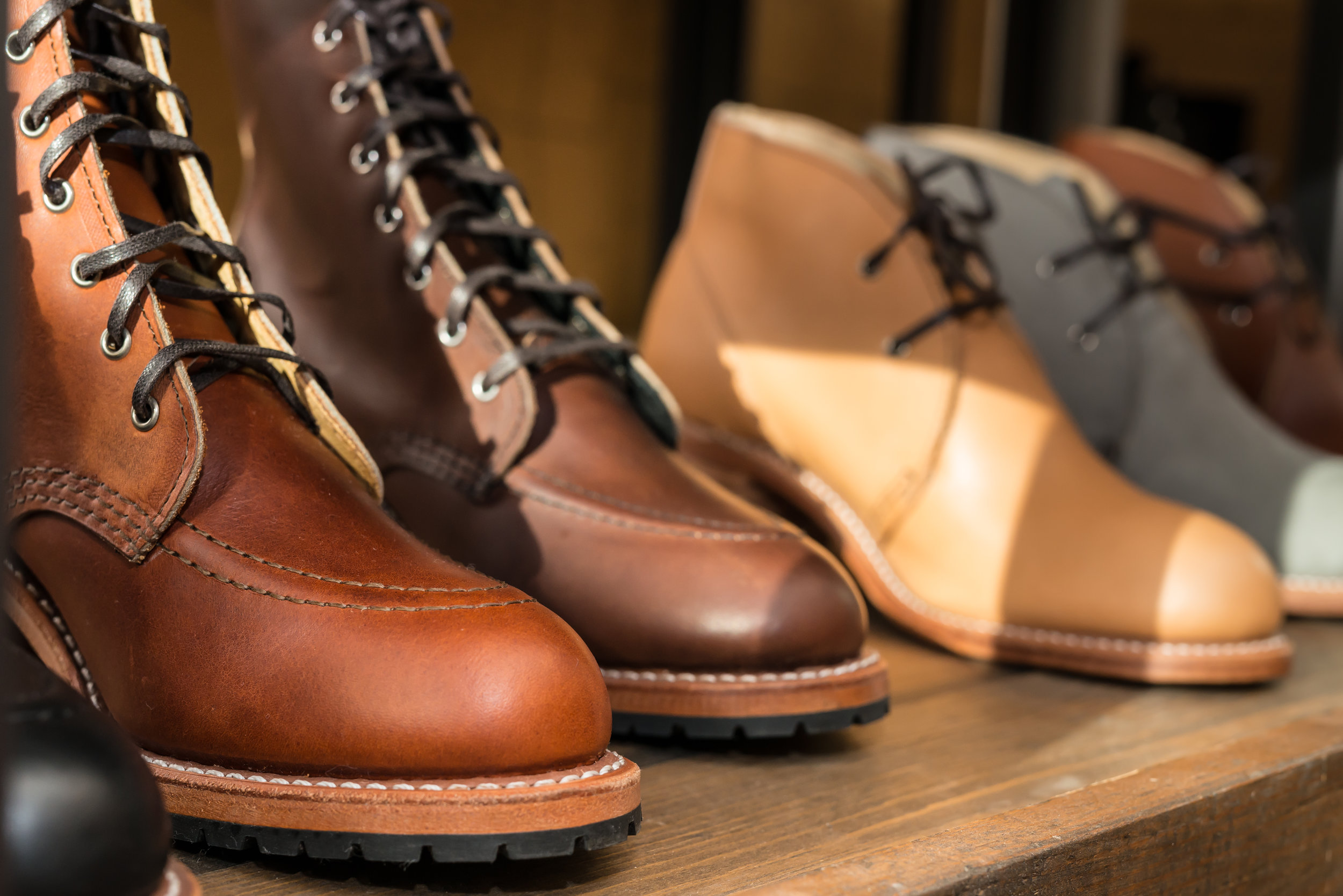 Clara and Lillian from the Modern Collection, Red Wing Heritage