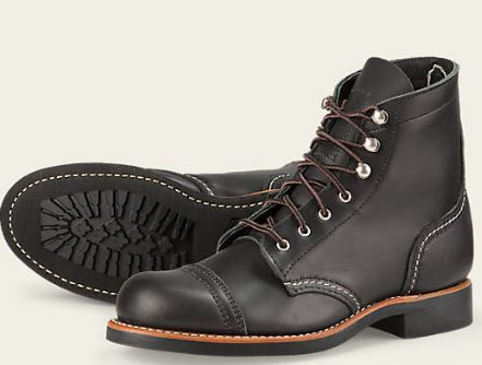 Red Wing Heritage Women's Iron Rangers $319.99