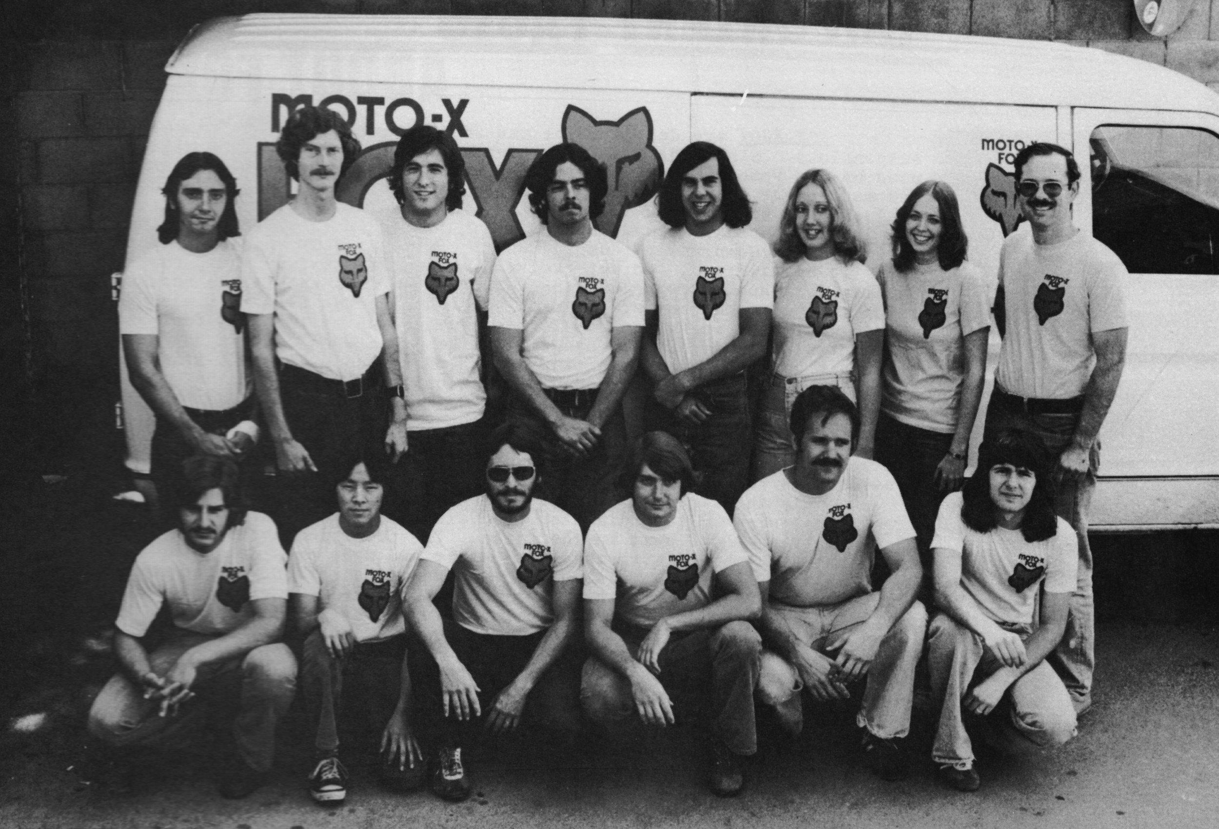 Fox Employees 1977.jpg