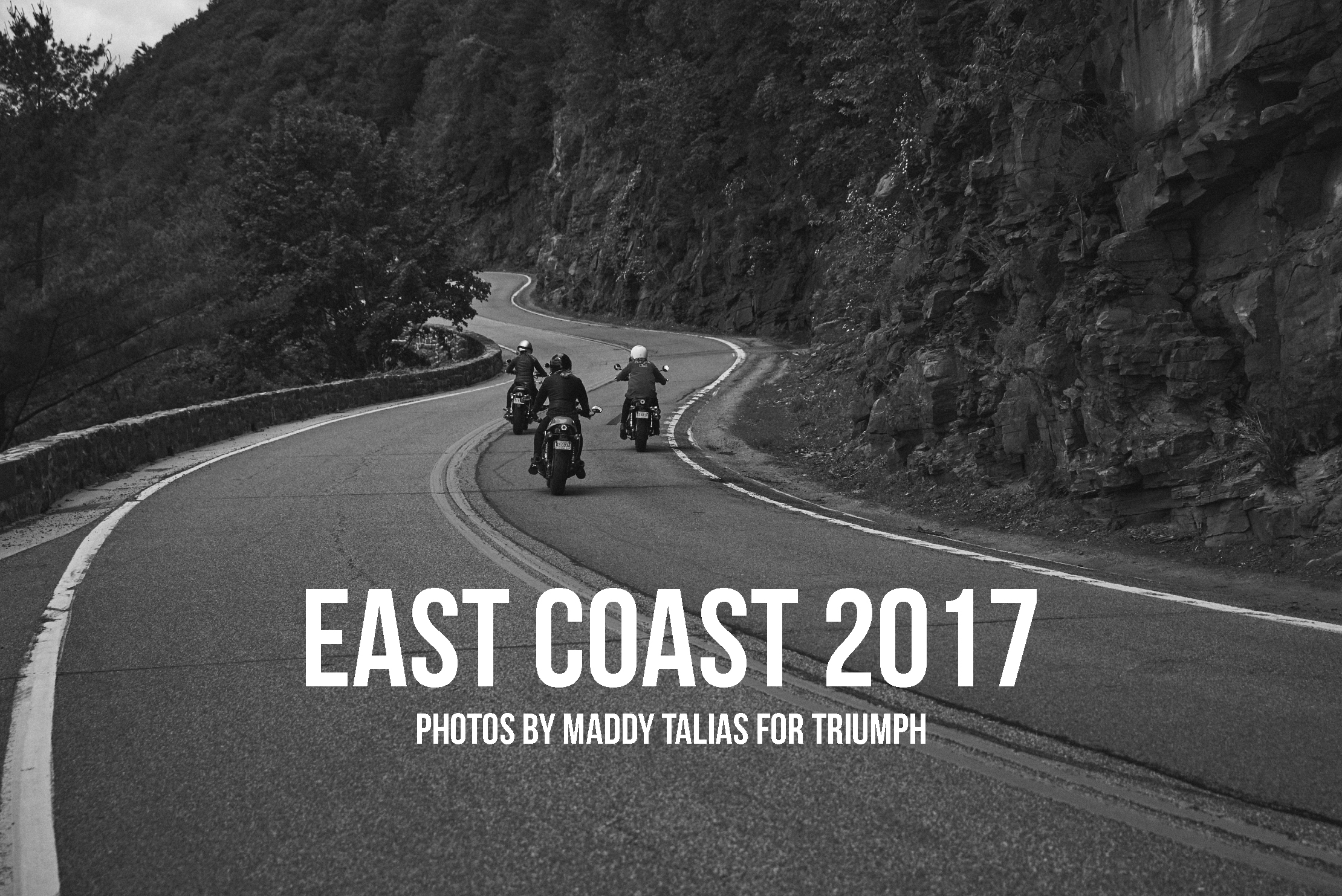 Babes Ride Out East Coast 2017
