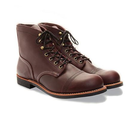 Red Wing Heritage Womens Iron Rangers.JPG