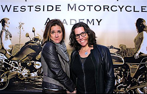 Erika and Mandy